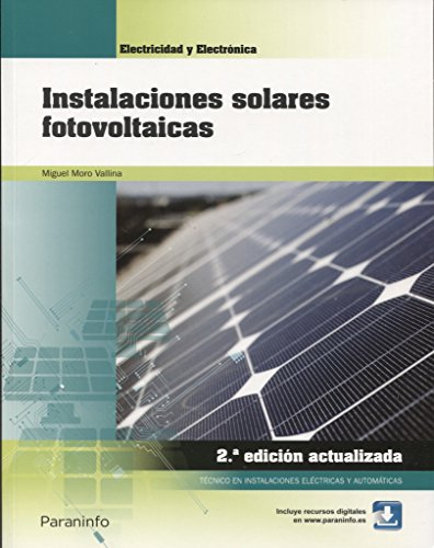 Instalaciones solares fotovoltaicas 2ª edición (2018)