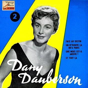 """Vintage French Song Nº 89 - EPs Collectors, """"Face Au Destin"""""""