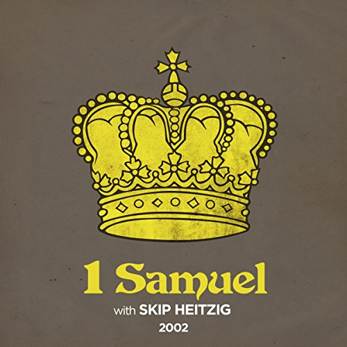 09 I Samuel - 2002 cover art