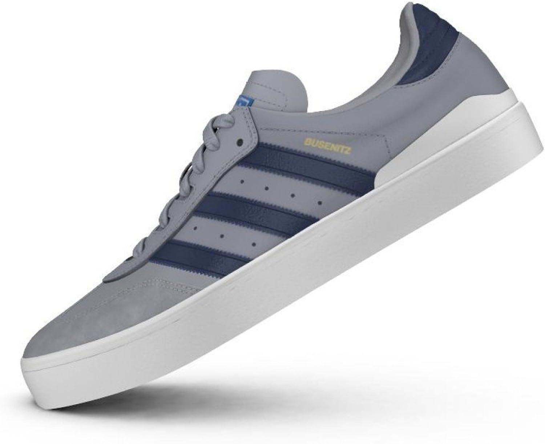 Adidas Busenitz Vulc Samba Edition Light Onix Collegiate Navy blueebird