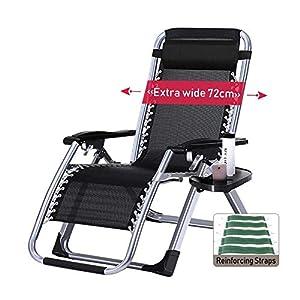 Lafuma Futura XL Recliner Chair, Ocean: Amazon.co.uk: Garden