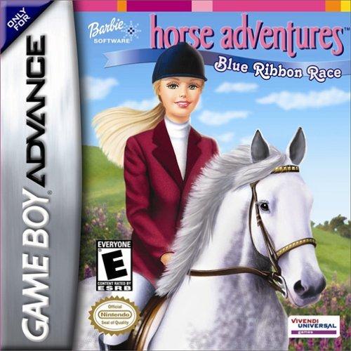 Barbie Horse Adventures: Blue Ribbon Race (Renewed)