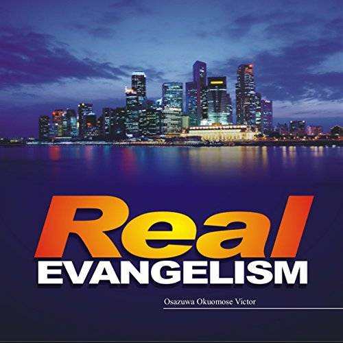 Real Evangelism audiobook cover art