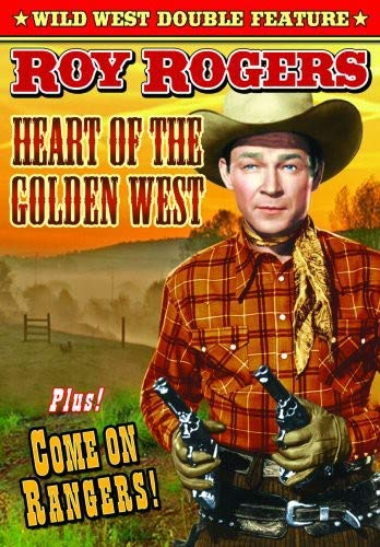Roy Rogers Double Feature (Heart Of The Golden West / Come On Rangers)