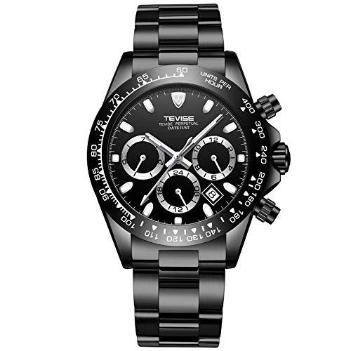 HWCOO Bellissimo orologio da polso Orologio meccanico da uomo a sei aghi...
