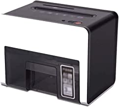 $353 » SHYPT Electric Paper Shredder -Professional Grade High Security 4-Sheet Micro-Cut Paper/Continuous Run Time Shredder