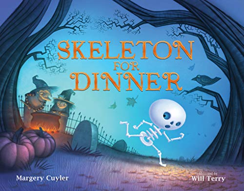 Skeleton for Dinner (English Edition)