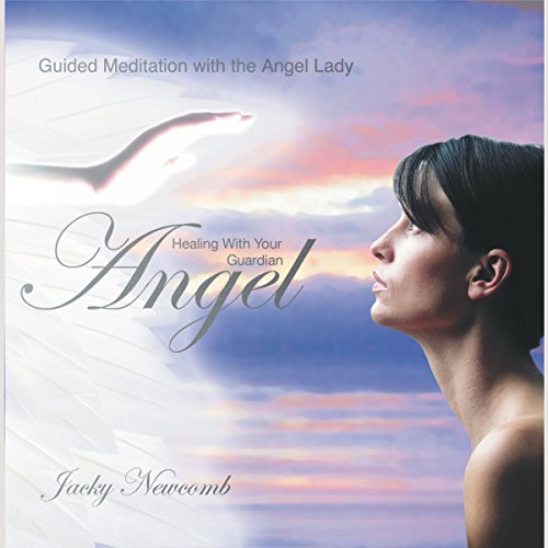 Healing with Your Guardian Angel audiobook cover art