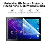 Android Tablet con Ranura para Tarjeta SIM desbloqueada 10 Pulgadas - KuBi 10.1 'IPS Pantalla Octa Core 4GB RAM 64GB ROM 3G Phablet con WiFi GPS Tabletas Bluetooth (Rosado)