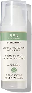 Sponsored Ad - REN Clean Skincare Facial Moisturizer - Evercalm Global Protection Day Cream Proven to Calm Skin - Shea But...