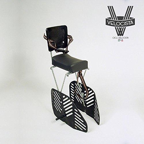 Cicli Velocista Fahrrad Kindersitz Mini Gepäckträgermontage Retro
