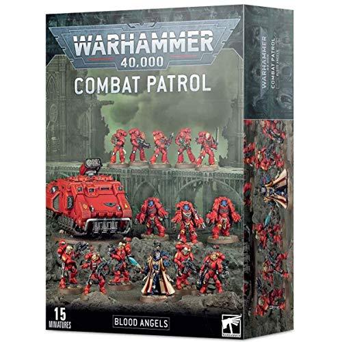 Games Workshop Warhammer 40k - Patrouille Blood Angels