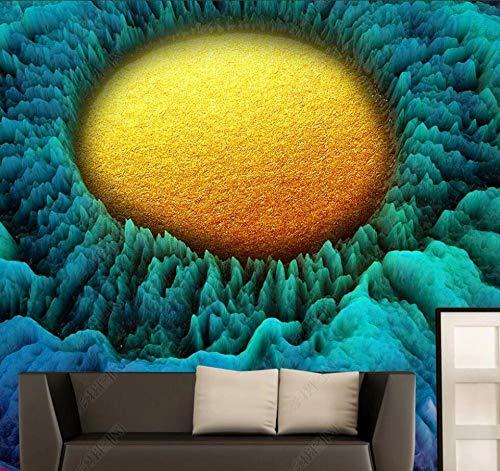Wallpaper 3D Wall Murals Abstract Basin Wallpaper Wall Mural Living Room Bedroom Tv Background Wall Mural Decoration Art 200cmx140cm