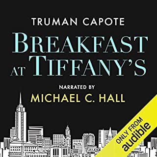 Breakfast at Tiffany's cover art