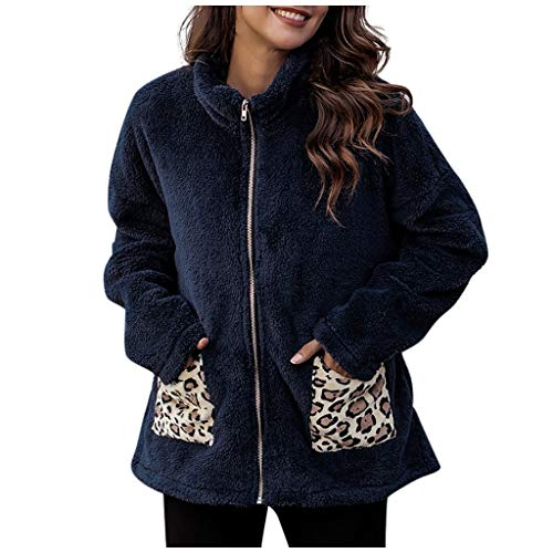 Womens Winter Coat Teddy Hooded Long Coats Outdoor Cotton Lining Windproof Warm Jacket Parka Jackets with Zipper Button