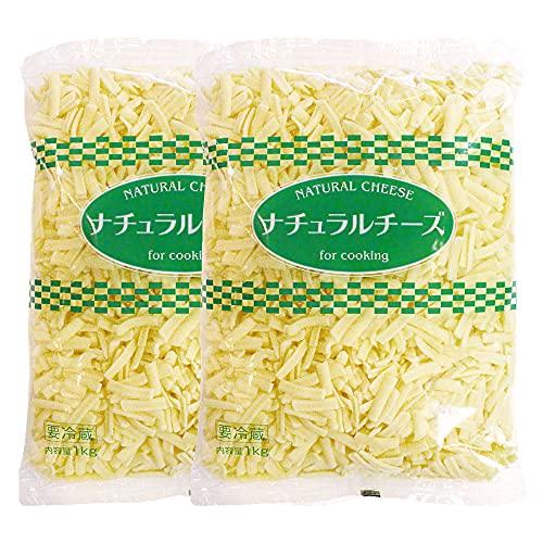 【mamapan】チーズ GMミックスシュレッドチーズ 1kg×2(2kg) まとめ買い