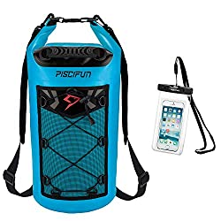 piscifun best small dry bag backpack