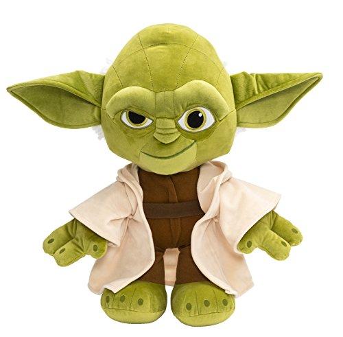 Joy Toy 1400704 - Yoda Velboa-Samtplüsch, 45 cm