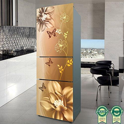 GJ-Rinnovo stick, pittura decorativa, occlusione coprire la pellicola protettiva, frigorifero incolla,60X180CM