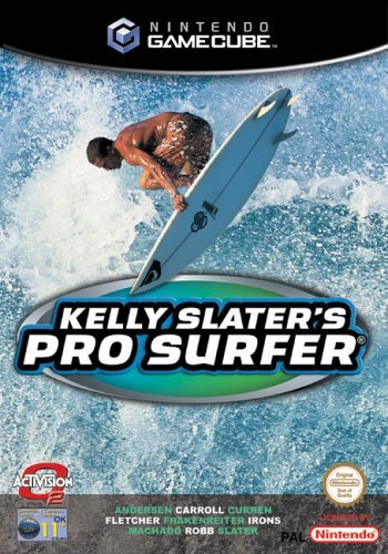 Kelly Slater's Pro Surfer (GameCube) by ACTIVISION