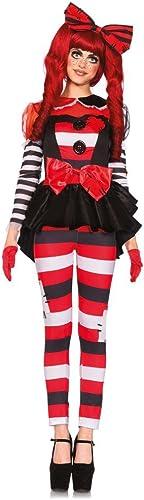¡envío gratis! Shoperama Shoperama Shoperama Disfraz para mujer Leg Avenue Rag Doll  venta caliente