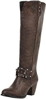 JOJONUNU Women Classic Western Boots