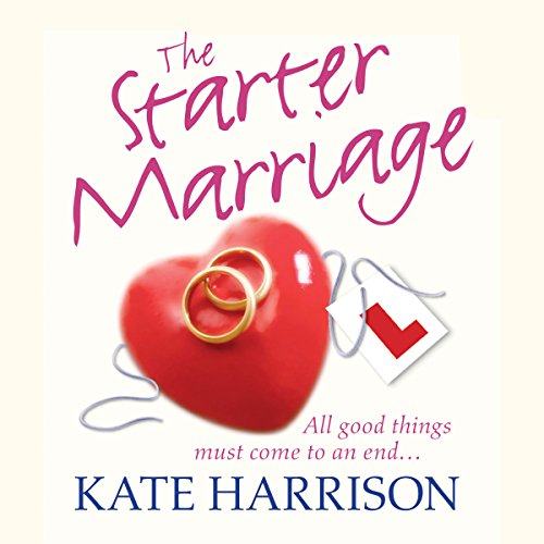The Starter Marriage audiobook cover art