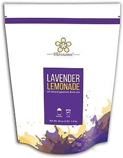 Lavender Lemonade Drink Mix - 4 LB Bag