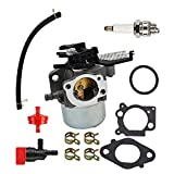 szwisechip Carburetor Fuel Line Fuel Filter Gasket Kit for Briggs & Stratton 796608 111000 11P000 121000 12Q000 Engines 2700Psi 3000Psi Troy-Bilt Pressure Washer 7.75Hp 8.75Hp