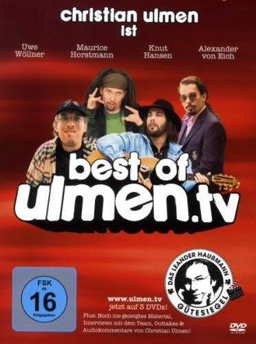 Christian Ulmen - Best of ulmen.tv [3 DVDs]