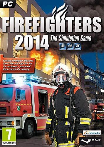 Feuerwehr 2014: Die Simulation