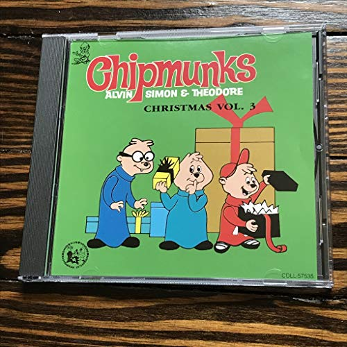 Chipmunks Christmas Vol. 3