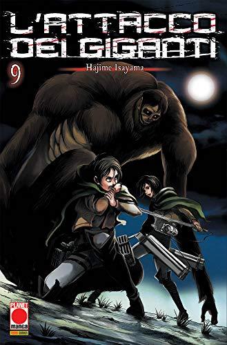 L'attacco dei giganti (Vol. 9)