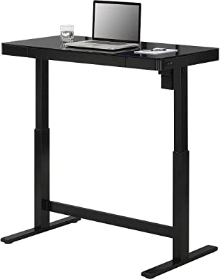Amazon Com Tresanti Adjustable Height Desk 1334060