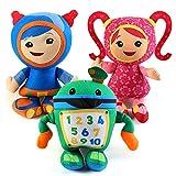 PEDEIECL Team Umizoomi Children's Plush Toys--3 Pieces/Set