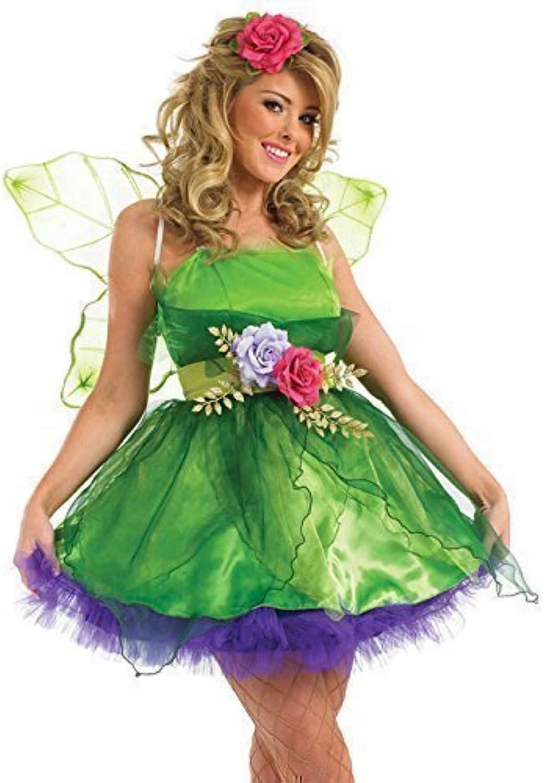f67ec888845 Fairy Pixie Fancy Dress Halloween Costume Outfit UK 626 Plus Size ...