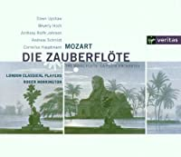 Mozart: Die Zauberflote (The Magic Flute) / Norrington, Upshaw, Hoch, Johnson, et al