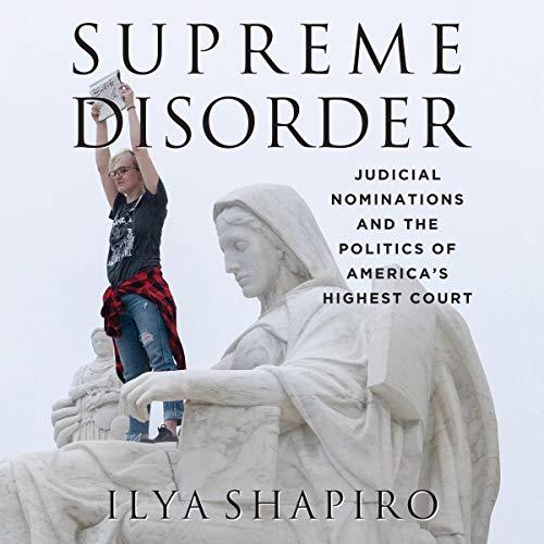 Couverture de Supreme Disorder