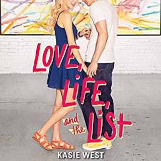 Love, Life, and the List                   Auteur(s):                                                                                                                                 Kasie West                               Narrateur(s):                                                                                                                                 Caitlin Kelly                      Durée: 8 h et 18 min     3 évaluations     Au global 3,3