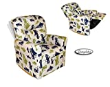 Dozydotes Contemporary Dump Truck Rocker Recliner