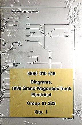 Amazon.com: Jeep J10 Wiring Diagram: Books on jeep 4.0 engine wiring diagram, jeep ac condenser replacement, jeep xj wiring diagram, jeep stereo wiring diagram, jeep jk wiring diagram, jeep tj wiring diagram, jeep cj wiring diagram,