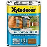 Xyladecor Barniz protector de madera Plus roble claro 2,5 l exterior impregnación larga duración