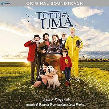 Tutti per Uma (colonna sonora originale del film)