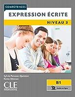 Competences 2eme edition: Expression  ecrite B1 - Livre