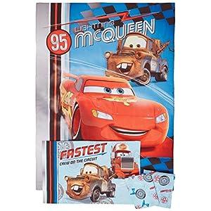 Disney Cars Fastest Team Toddler Set, 4 Piece