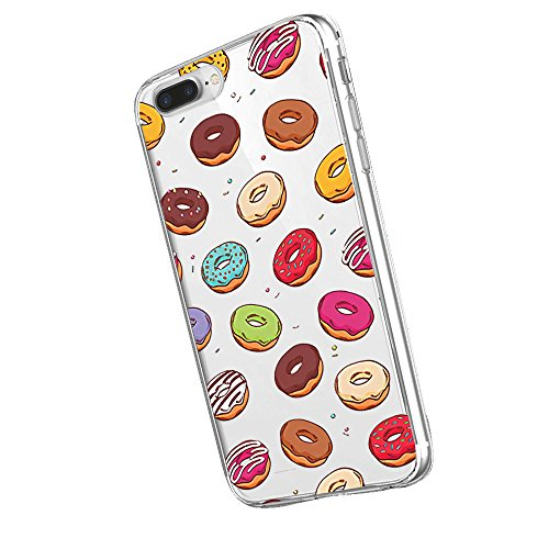 Ubegood Funda Diseñado para el iPhone 6/6S El case es de alta calidad PC de plástico. Te da una sensación de la mano de la piel y no resbaladizos. Protección contra el polvo, los arañazos y otros daños. Total acceso a los conectores de carga, audio, ...