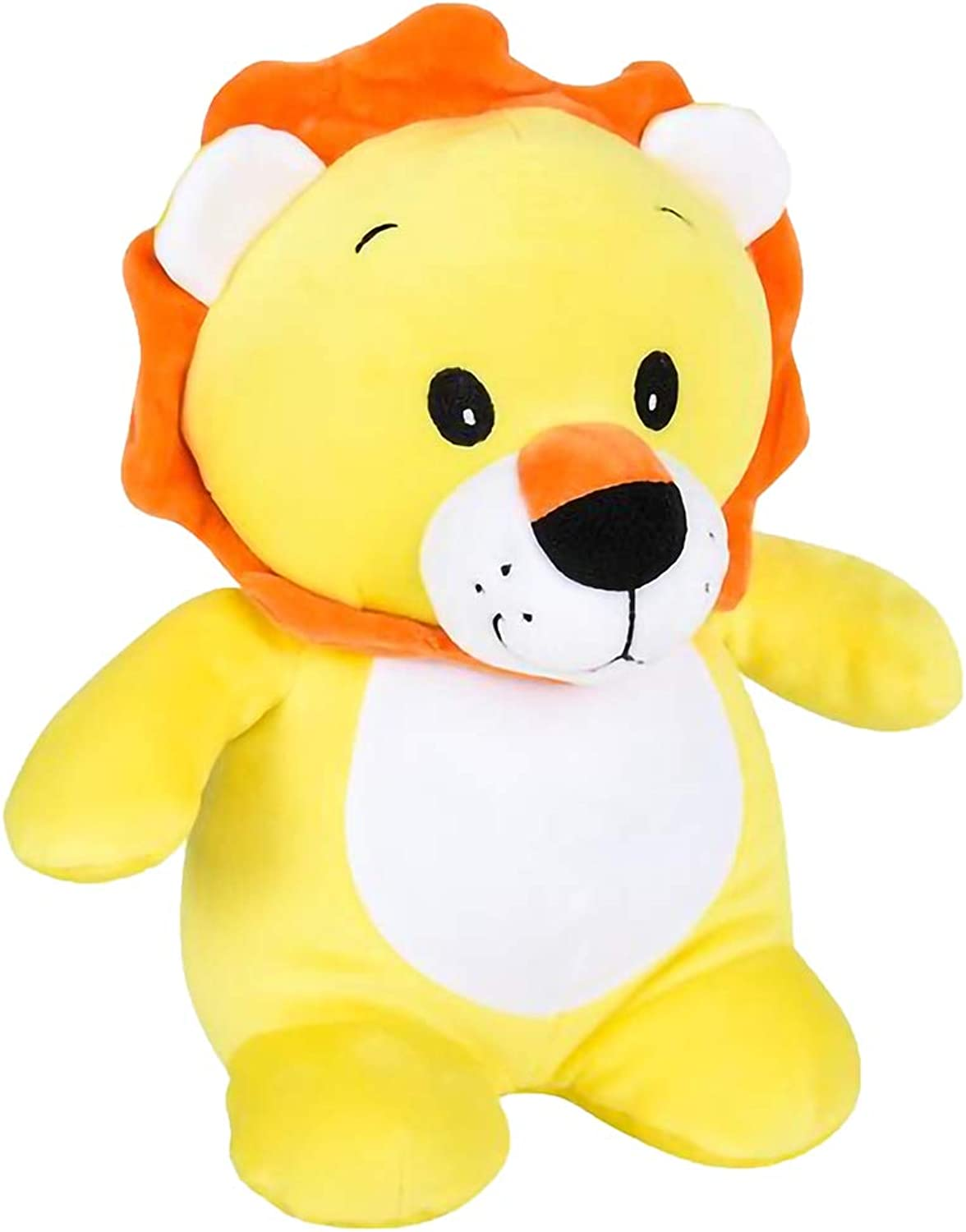 ArtCreativity Lennon The Lion   12  Plush Stuffed Animal   Super Soft and Cuddly Baby Toy   Cute Nursery Decor for Kids   Best Gift for Baby Shower, Boys, Girls, Newborn, Infant, Toddler
