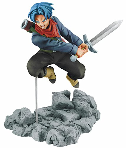 Ban Presto - Figurina Dragon Ball Super Soul X Soul Trunks