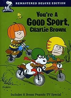 You're a Good Sport Charlie Brown DE DVD