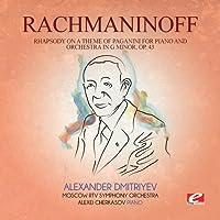 Rhapsody on Theme Paganini Piano & Orch G Min